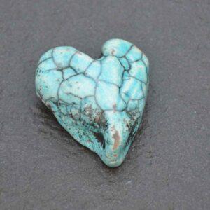 Hjärta i raku